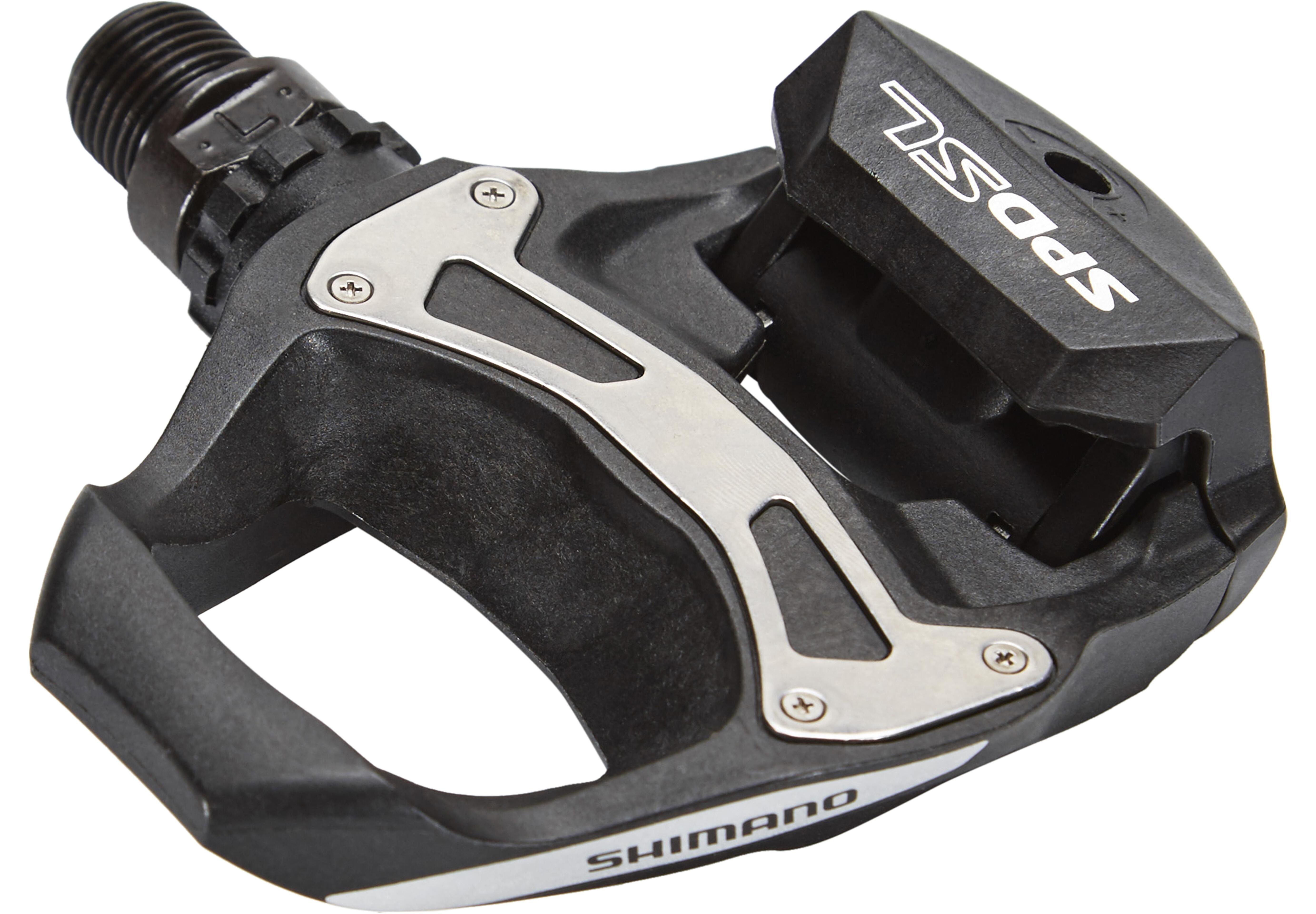 Shimano PD-R550 Pedal SPD-SL svart - till fenomenalt pris på Bikester